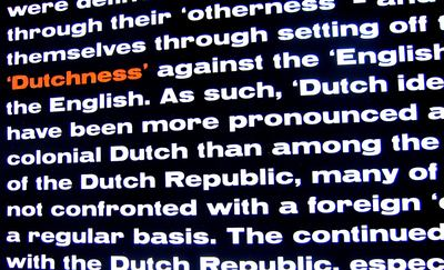 Dutchness